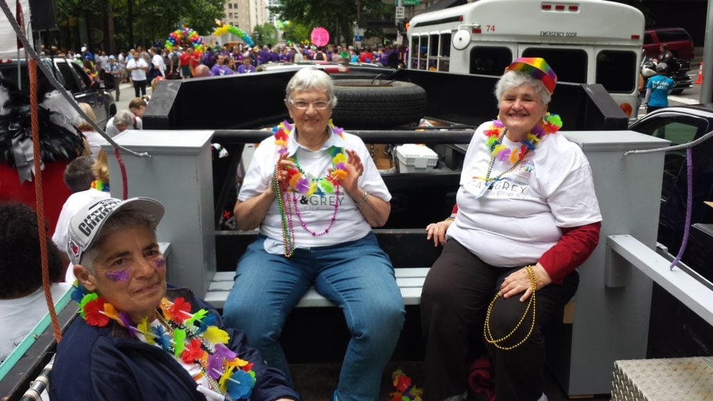 Network at Seattle Pride Parade 2014 20